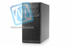 Сервер HP ProLiant ML110 G7, 1 процессор Quad Core Xeon E3-1220 3.10GHz, 8GB DRAM
