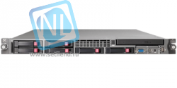 Сервер HP ProLiant DL360 G5, 2 процессора Intel Quad-Core E5450 3.00GHz, 16GB DRAM