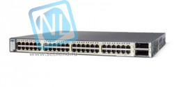 Коммутатор Cisco Catalyst WS-C3750E-48PD-S