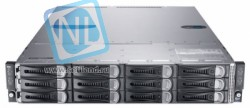 Сервер Dell PowerEdge C6100, 8 процессоров Intel Xeon Quad-Core L5520 2.26GHz, 96GB DRAM