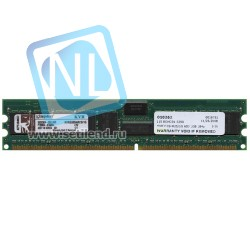 Модуль памяти Kingston DDR333 1Gb REG ECC LP PC2700-KVR333S4R25/1G(new)