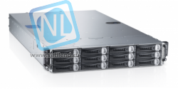 Сервер Dell PowerEdge C6220, 8 процессоров Intel Xeon 8C E5-2670 2.60GHz, 128GB DRAM