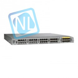 Коммутатор (Fabric Extender) Cisco Nexus N2K-C2148T-1GE