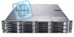 Сервер Dell PowerEdge C6100, 8 процессоров Intel Xeon Quad-Core E5540 2.53GHz, 96GB DRAM