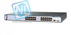 Коммутатор Cisco Catalyst WS-C3750-24TS-S (new)