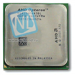 Процессор HP 2.5-GHz 6MB, Opteron 2381 HE Proliant/Blade Systems-530534-002(new)