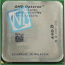 Процессор HP 2.8-GHz 6MB, Opteron 2387HE Proliant/Blade Systems-530535-002(new)