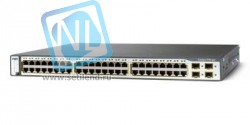 Коммутатор Cisco Catalyst WS-C3750-48TS-E