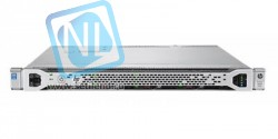 Сервер HP Proliant DL360 Gen9, 1 процессор Intel Xeon 10C E5-2640v4, 16GB DRAM, 8/10SFF, P440ar/2G (new)