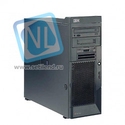 206 3.2G 1MB 512/0HDD S (1 x Pentium 4 with EM64T 3.20, 512MB, 1x160GB Int. Serial ATA, Mini tower, MS Storage Server 2003 - Non-Cluster - (1) Express w/HardwareRAID) MTM 8487-61Y