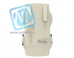 Точка доступа MikroTik NetMetal 5 RB921UAGS-5SHPacT-NM 2000mW TX power, three RP-SMA