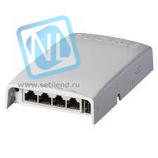 Точка доступа Ruckus H510 WW, dual band, 802.11ac, MU-MIMO 2x2:2, 5xGBE, wall switch