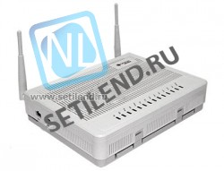 ONU Orion с портами 1xGPON, 4х10/100/1000Base-T, 2xPOTS, WiFi, RF, USB