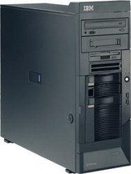 206 CPU Pentium 3200/1024/800, 512Mb PC3200 ECC DDR SDRAM, 36,4Gb 10K U320 SCSI, Int. Single Channel SCSI Controller, Gigabit Ethernet, 340W Tower