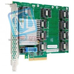 Контроллер HP 727252-001 12Gb SAS Expander Card for DL380 Gen9-727252-001(NEW)