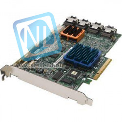 Контроллер Adaptec 2252700-R 256MB PCI-E x8 SAS/SATAII, RAID, 16port(int 4*SFF8087)-2252700-R(NEW)