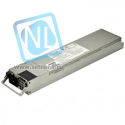 Блок питания SuperMicro Supermicro 700W 1U 12V Redundant PSU-PWS-702A-1R(NEW)