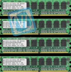 Модуль памяти IBM 1024MB PC3200 CL3 ECC DDR UDIMM IS6220/IS6230.x206.x306-06P4058(NEW)
