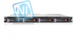 Сервер HP ProLiant DL160 G6 SE316M1, 1 процессор Intel Quad-Core E5640 2.66GHz, 12GB DRAM