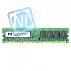Модуль памяти HP 128-MB PC2100 DDR ECC Registered DIMM-301691-001(NEW)
