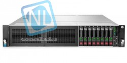Сервер HP Proliant DL180 Gen9, 1 процессор Intel Xeon 6С E5-2620v3, 16GB DRAM, 8/16SFF, P440/4GB (new)