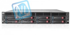 Сервер HP ProLiant DL1000 G6, 8 процессоров Intel Quad-Core L5520 2.26GHz, 96GB DRAM