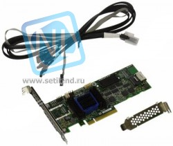 RAID-контроллер Adaptec ASR-6405 KIT, 512Mb
