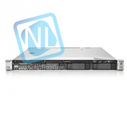 Сервер HP Proliant DL160 Gen8, 2 процессора Intel Xeon 8C E5-2670, 64GB DRAM, 8SFF, B120i/512MB