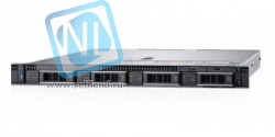 Сервер Dell PowerEdge R440, 1 процессор Intel Xeon Bronze 3106 1.70GHz, 16GB DRAM