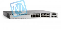 Коммутатор Cisco Catalyst C9300-24P-E