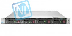 Сервер HP Proliant DL360p Gen8, 2 процессора Intel Xeon 6C E5-2640 2.50GHz, 32GB DRAM, 4LFF, P420i/1GB FBWC