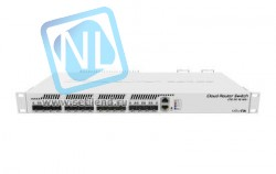 Коммутатор Cloud Router Switch Mikrotik 317-1G-16S+