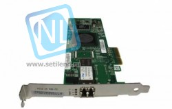 Адаптер HP StorageWorks FC1142 4Gb PCI-E HBA Fibre Channel
