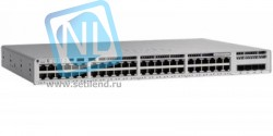 Коммутатор Cisco Catalyst C9200-48P-E