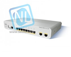 Коммутатор Cisco Catalyst WS-C2960CPD-8PT-L