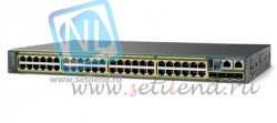 Коммутатор Cisco Catalyst WS-C2960S-48TS-L