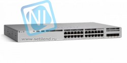Коммутатор Cisco Catalyst C9200L-24P-4G-E