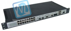 Мультиплексор модульный оптический 4x E1 + Gigabit Ethernet 1000BASE-T + 4x RS-485