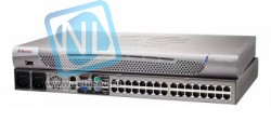 Переключатель IP KVM Raritan Dominion KX II 432