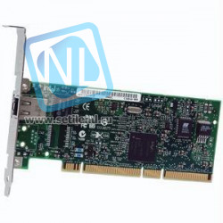 31P9601 DP Server Adapter i82545GM 10/100/1000Мбит/сек RJ45 LP PCI/PCI-X