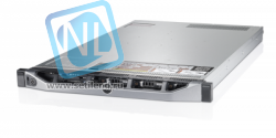 Сервер Dell PowerEdge R620, 2 процессора Intel Xeon 6C E5-2640 2.50GHz, 32GB DRAM