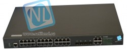 Коммутатор NetLand 24xGE SFP ports, 8x10/100/1000Base-T Ethernet ports, 8x10GE SFP+ ports, AC power supply